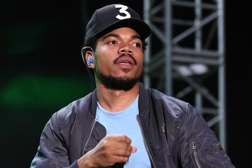 Chance The Rapper Announces Tour