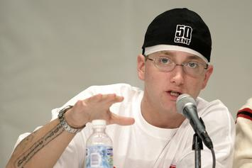 Eminem Invests In Sneaker Resell Stock Market