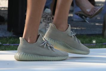 Dark Green Adidas Yeezy Boost 350 V2 Rumored For Spring