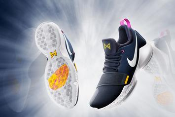 10 Facts About Paul George's First Nike Signature Shoe, The PG1