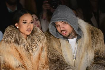Chris Brown Reportedly Hit With Restraining Order By Karrueche Tran