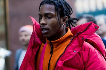 A$AP Rocky Remembers Losing His Brother In New Mercedes Ad
