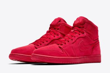 """Red October"" Air Jordan 1s Reportedly Releasing This Year"