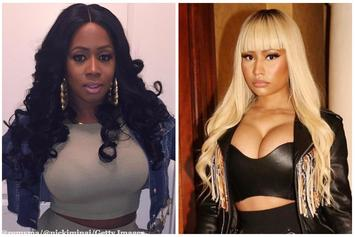"VOTE: Remy Ma's ""ShETHER"" Or Nicki Minaj's ""No Frauds""?"