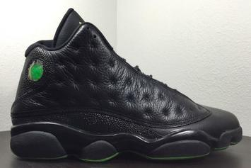 """Altitude"" Air Jordan 13s Are Reportedly Returning In OG Form"