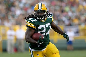 "Eddie Lacy's Contract With Seahawks Includes Hefty ""Weight-Based"" Bonus"