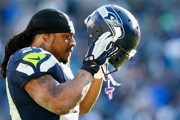Oakland Raiders Are Reportedly Looking To Acquire Marshawn Lynch