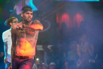 "Chris Brown Announces ""Privacy"" Project, New Music Next Week"
