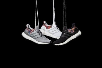 """Multi-Color"" Adidas UltraBoosts Will Be Available For Customization In NYC Tomorrow"