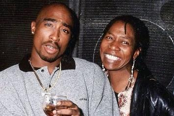 Tupac's Mother Sues To Retrieve His Passport & Handwritten Song Lyrics