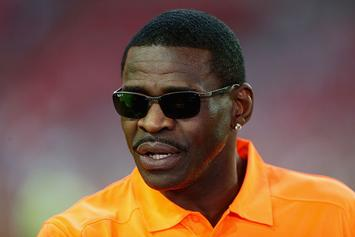 Michael Irvin Dropped As Keynote Speaker After Sexual Assault Allegations