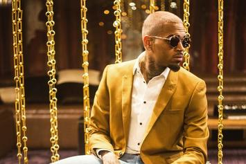 "Chris Brown Embarks On ""The Party"" Tour Tomorrow"