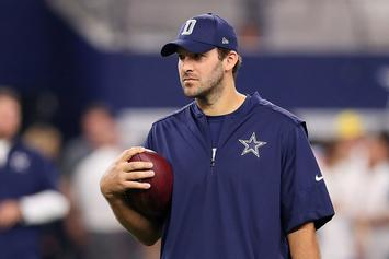 Tony Romo Will Reportedly Replace Phil Simms On CBS' NFL Broadcast