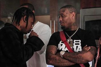Travis Scott & 808 Mafia's Southside Collaborating Again