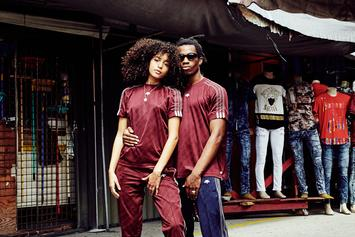 Denzel Curry Stunts In New Adidas Originals x Alexander Wang Editorial For UNKNWN