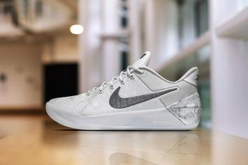 "Nike To Release ""Compton"" Kobe A.D. In Honor Of DeMar DeRozan"