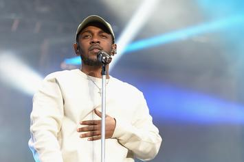 """Kendrick Lamar's """"HUMBLE."""" Was Originally Supposed To Drop Today, Top Dawg Suggests"""