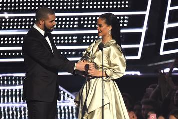 Drake & Rihanna End Up At Same Children's Birthday Party