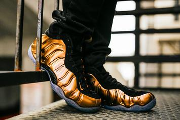 """Copper"" Foamposites Releasing Sooner Than Expected"
