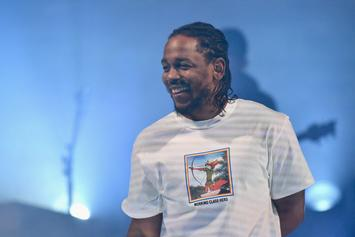 "TDE's Punch Reveals A Lost Kendrick Lamar Verse From ""Pride"""