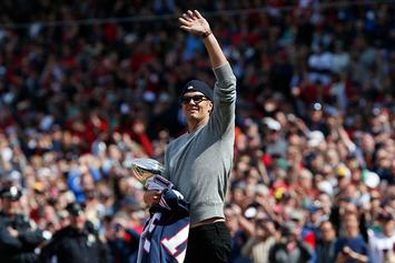 Tom Brady Says He Won't Be Attending The White House Today With Teammates