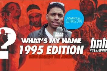 What's my Name: Episode 3 - 1995 Edition