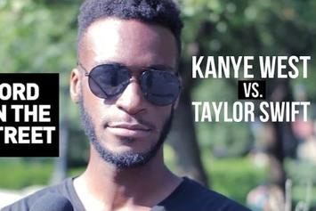 """Word On The Street: Kanye West Vs. Taylor Swift """"Famous"""" Dispute"""