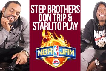 "Starlito & Don Trip School Us on NBA Jam, ""Step Brothers 3,"" & More"