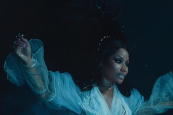 "Nicki Minaj's ""Regret In Your Tears"" Video Premieres On Tidal Tomorrow"