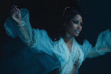 "Watch Nicki Minaj's Stylish ""Regret In Your Tears"" Video"