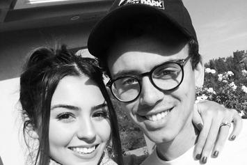 "Logic Serenades His Wife With Live Rendition Of ""Curb Your Enthusiasm"" Theme Song"