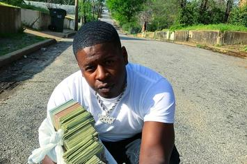 Blac Youngsta Goes Buck In Corner Store, Strokes Money Like A Baby