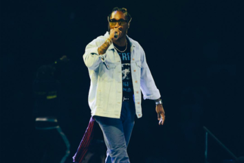 """Future Performs """"Mask Off"""" On Jimmy Kimmel Live"""