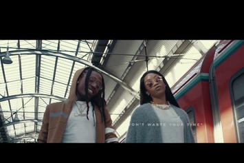 "Jacquees ""Won't Waste Your Time"" Video"