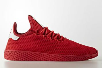 Pharrell x Adidas Tennis HU Releasing In Four New Colorways
