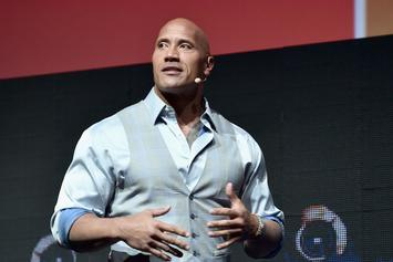 """Dwayne """"The Rock"""" Johnson Says Running For President Is """"Real Possibility"""""""