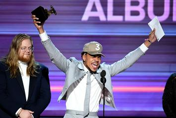 Chance The Rapper Professes Love For Daughter In Video