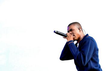 "Vince Staples' ""Big Fish Theory"" Album Is Dropping On Friday"