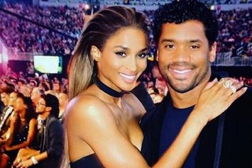 Future Fans Attack Russell Wilson For His Mother's Day Message To Ciara