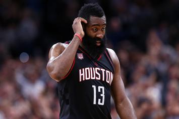 James Harden Sued By Moses Malone Jr. For Allegedly Setting Up Assault And Robbery