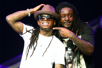 "T-Pain Teases ""T-Wayne"" Album With Lil Wayne"