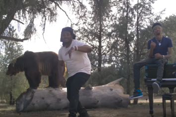 """Tee Grizzley """"Catch It"""" Video"""