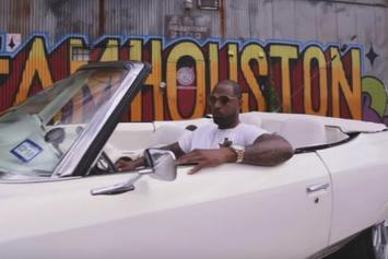 "Slim Thug Feat. GT Garza, Killa Kyleon, Doughbeezy, DeLorean ""Welcome 2 Houston"" Video"