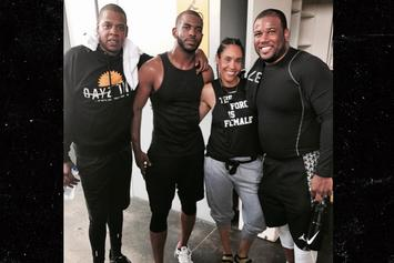 Chris Paul, Jay Z Hit Up SoulCycle Class Together