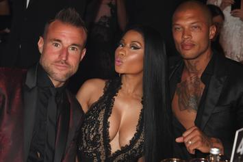 "Nicki Minaj Parties With ""Hot Felon"" Jeremy Meeks In France"