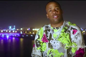 "Yo Gotti ""Letter 2 The Trap"" Video"