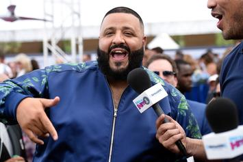 DJ Khaled, Bryson Tiller & Rihanna Film Music Video In Little Haiti