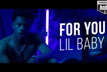 "Lil Baby ""For You"" Video"