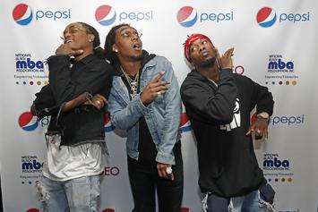 Migos To Help Kick Off $100M Music Initiative In Arkansas