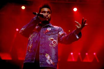 "The Weeknd Announces Phase 2 Of ""Legend Of The Fall"" Tour"
